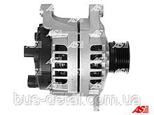 Генератор (новый) для Citroen Jumper 2.8 hdi c09.2000-. 150 Ампер. 12 V. Ситроен Джампер 2,8 хди.