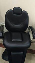Кресло парикмахерское для барбершопа перукарське крісло ZD-354