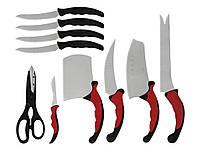 Набор кухонных ножей Контр Про Contour Pro Knives + магнитная рейка