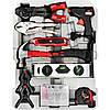 Набор инструментов в чемодане 127 предметов Boxer BX-599, набор ключей и отвёрток, инструменты для дома, фото 5