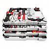Набор инструментов в чемодане 127 предметов Boxer BX-599, набор ключей и отвёрток, инструменты для дома, фото 6