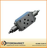 Гидродроссели с обратным клапаном типа ДКМ 10/3 Салео-Гомель