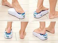 Прибор для удаления мазолей,чистки пят STEP PEDI