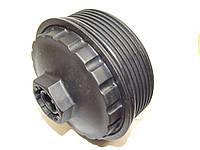 Крышка масляного фильтра (новая) для DAF LDV Convoy 2.4 TD - 2.4 TDi (ДАФ ЛДВ Конвой 2.4 тди), пластиковая,