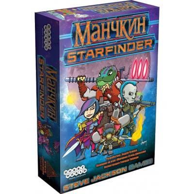Настільна гра Манчкін Starfinder, фото 2