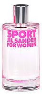 Оригінал Jil Sander Sport for Women edt 100ml Жіноча Туалетна Вода Джил Сандер Спорт фо Вумен, фото 1