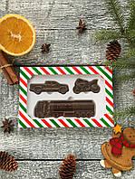 Набор шоколадных автомобилей 3, фото 1