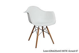 Кресло Leon, белый