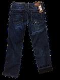 Утеплённые джинсы X-Foot 1376 синие, фото 5