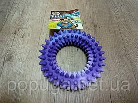 Sum-Plast Игрушка для собак Кольцо с шипами №3 d14см