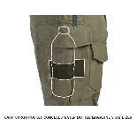 Штаны Crye Precision Field Pant G3 All Weather, Multicam, фото 4
