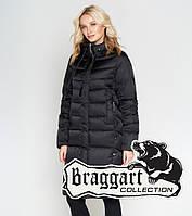 Воздуховик женский зимний 29775 черный | Braggart Angel's