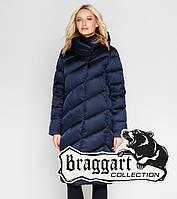 Воздуховик зимний женский 30952 синий | Braggart Angel's
