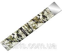 Часы электронные бумажные светодиодные Paper Watch в браслете № 3 (материал Тайвек)