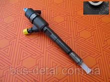 Форсунка новая на Fiat Doblo 1.3 JTD, Фиат Добло 1.3 дизель, Bosch 0445110183