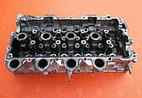 Головка блока цилиндров на Peugeot Partner 1.6 hdi. ГБЦ к Пежо Партнер (голая)