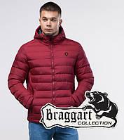 Куртка зимняя мужская 25600 красная | Braggart Youth, фото 1