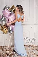 Платье в пол  в расцветках 34976, фото 1