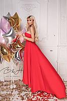 Платье в пол  в расцветках 34977, фото 1