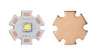 Светодиод Cree XM-L2 6000K на медной подложке STAR 20mm, фото 1