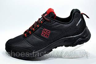 Мужские кроссовки в стиле Columbia Waterproof, Black\Red