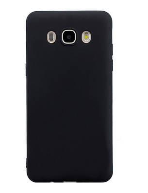 Чохол-накладка Candy для Samsung J510F J5(2016) Силіконовий Чорний, фото 2