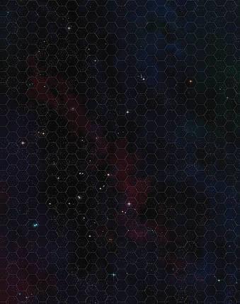 """Starfinder. Настольная ролевая игра. Игровое поле """"Открытый космос"""", фото 2"""