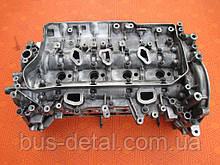 Головка блоку циліндрів на Renault Master 2.3 dci bi-turbo. ГБЦ до Рено Майстер