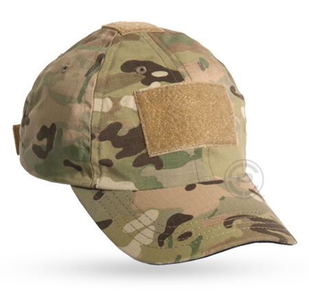 Кепка Crye Precision Shooter's Cap, Multicam