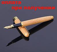 Ручка авторучка перо пір'яна BAOER під Parker Паркер метал з гравіюванням, фото 1