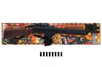 Игрушечное ружье-трещотка