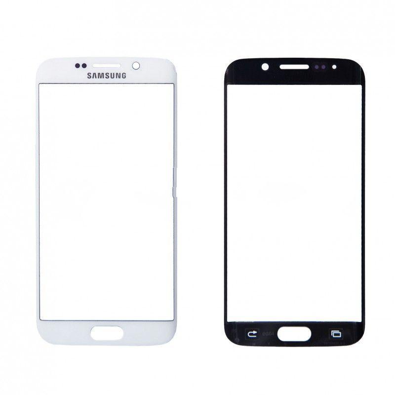 Сенсорний екран для смартфону Samsung G925F Galaxy S6 EDGE, білий