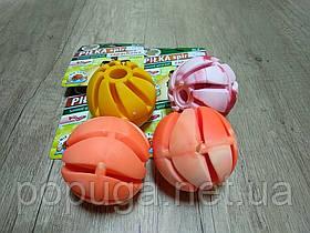 Sum-Plast Игрушка для собак Мяч спиральный №2, d5