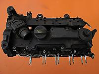 Головка блока цилиндров на Citroen Nemo 1.4 hdi (с крышкой). ГБЦ к Ситроен Немо