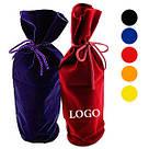 Подарочная упаковка для бутылок с логотипом от 100 шт., фото 9