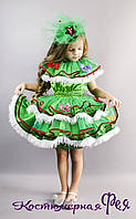 Ёлочка новогодняя, детский карнавальный костюм (Новорічна Ялинка)