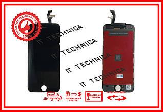 Сенсор+матрица APPLE IPHONE 6/6G 4.7inch Черный