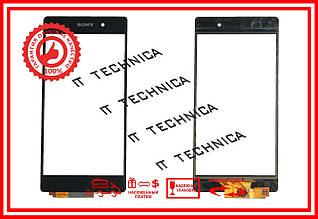 Тачскрин SONY Xperia Z2 3G D6502 Черный ОРИГИНАЛ