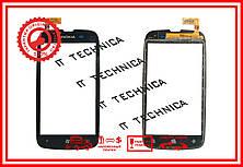 Сенсор NOKIA Lumia N610 Черный