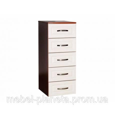 Комод-15 МДФ (РТВ мебель)