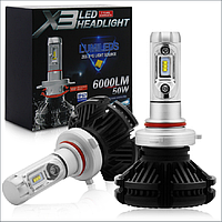 LED Лампы LED X3 Philips 50W (HB3)