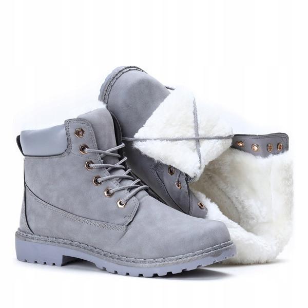 Женские ботинки Principe grey