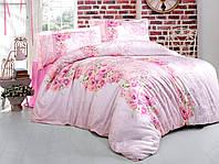 Комплект постельного белья евро 200х220  Gokay Ranforce Dream2