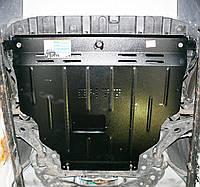 Защита под двигатель и КПП  Рено Сценик 2 (Renault Scenic II) 2003-2009 г  2.5