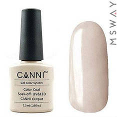 CANNI Гель-лак для ногтей 7.3ml Тон 10 латте
