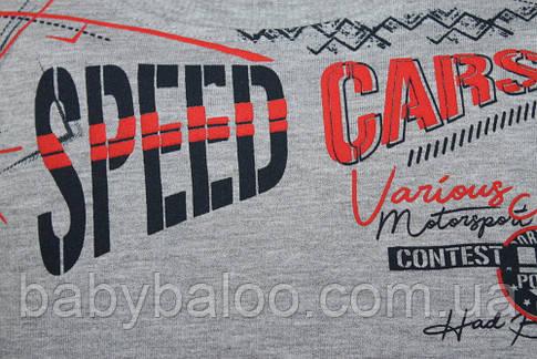 "Батник  ""Speed cars"" (от 9 до 14 лет), фото 2"