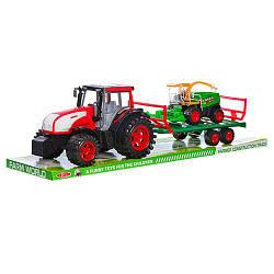 Детская игрушка трактор инерционный 0488-193
