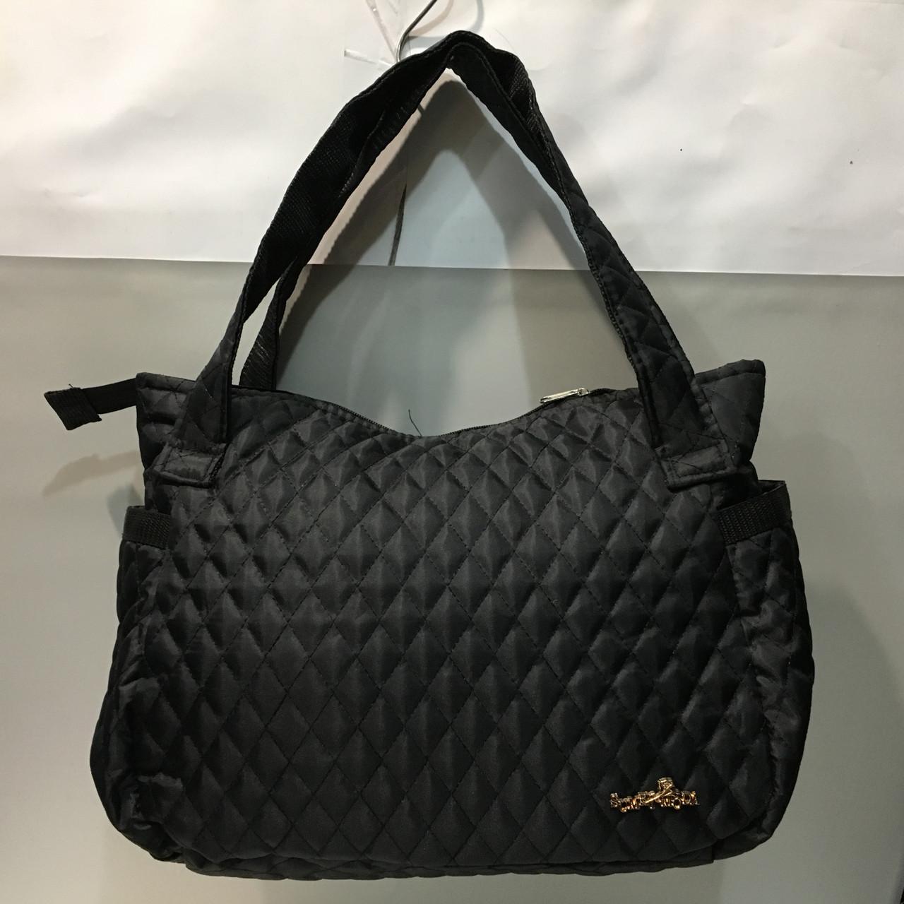 a703ad9a46ad Стильная стеганая болоньевая сумка. Модная женская сумка. Удобная,  вместительная сумка оптом