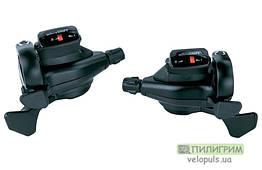 Манетки - MicroShift TS75-9 Черно-серый
