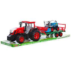 Детская игрушка трактор инерционный 0488-190